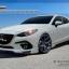 ชุดแต่งรอบคัน Mazda 3 ค่าย TER ( 2014-ขึ่นไป) thumbnail 1