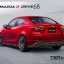ชุดแต่งรอบคัน Mazda 2 ค่าย TER (2014-ขึ่นไป) thumbnail 2