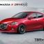 ชุดแต่งรอบคัน Mazda 2 ค่าย TER (2014-ขึ่นไป) thumbnail 1