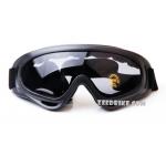 แว่นตา X400 เลนส์สีดำ
