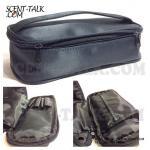 Nars black cosmetic bag กระเป๋าถือ ผ้ามันทรงสี่เหลี่ยมผืนผ้า