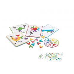 Djeco Bingo Colours
