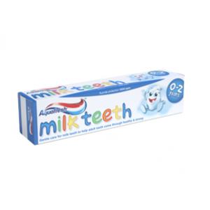 Aquafresh Milk Teeth Toothpaste สำหรับน้อง 0-2 ปี