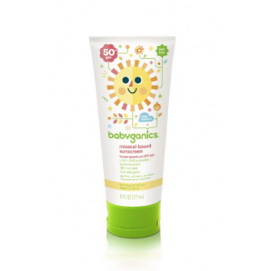 Babyganics Mineral-Based Sunscreen