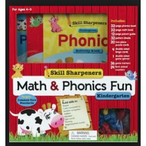 Math and Phonic Fun