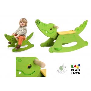 Rocking Alligator จรเข้โยกเยก จาก Plan Toys