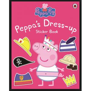 Peppa's Dress up Sticker Book
