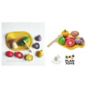 Set ของเล่นหั่นผัก