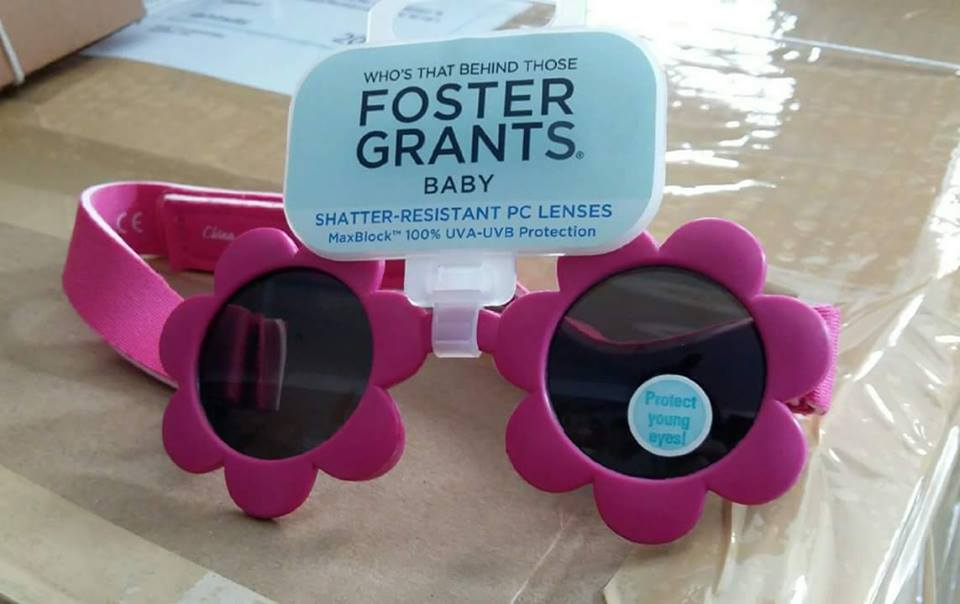 FOSTER GRANTS BABY 100% UV Protection