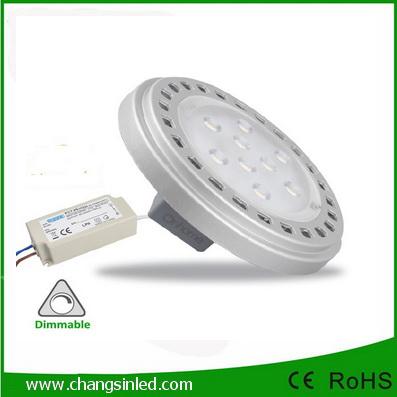 หลอดไฟ LED AR111 9L 11w Dimmable