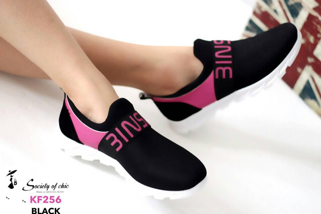 รองเท้าผ้าใบ งานน่ารัก สีสันสดใส ที่ใส่แล้ว Love