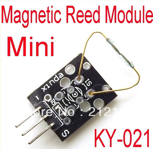 Mini magnetic reed modules KY-021