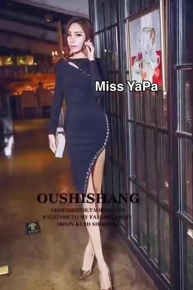 ป้าย Miss YaPa Dress Collection