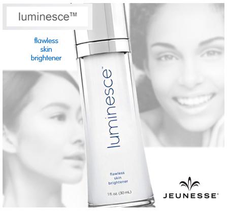 LUMINESCE™ flawless skin brightener