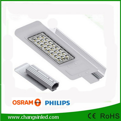 โคมไฟถนน Design Slim LED Street Light 40w