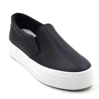 Air Move รองเท้าแฟชั่น เสริมส้นผู้หญิง รุ่น 7038 (Black)