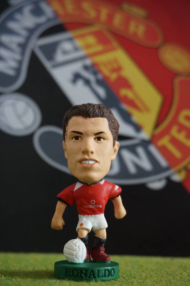 PR002 Christiano Ronaldo