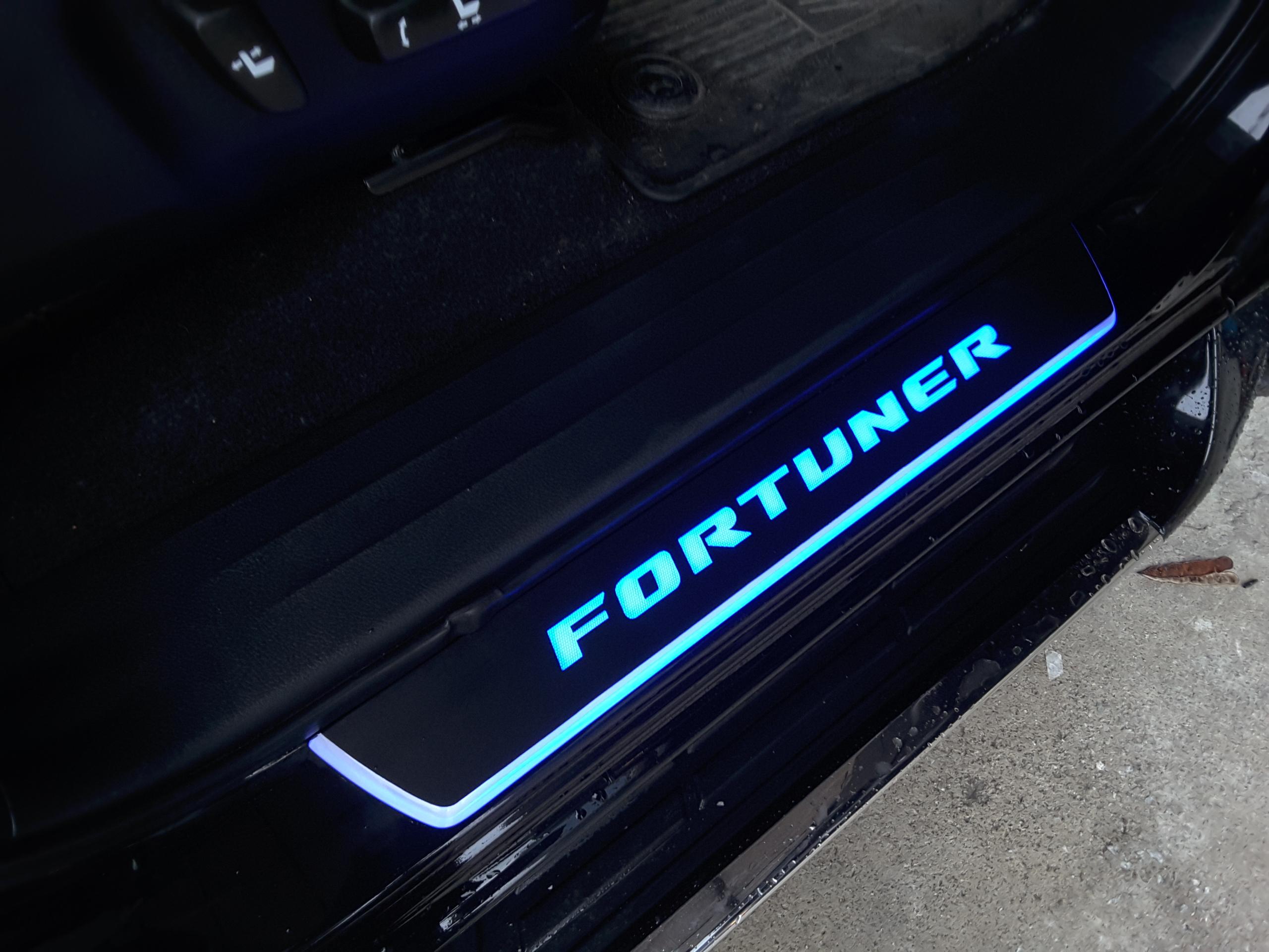 สคัฟเพลท มีไฟ New Fortuner (2015-ขึ่นไป)