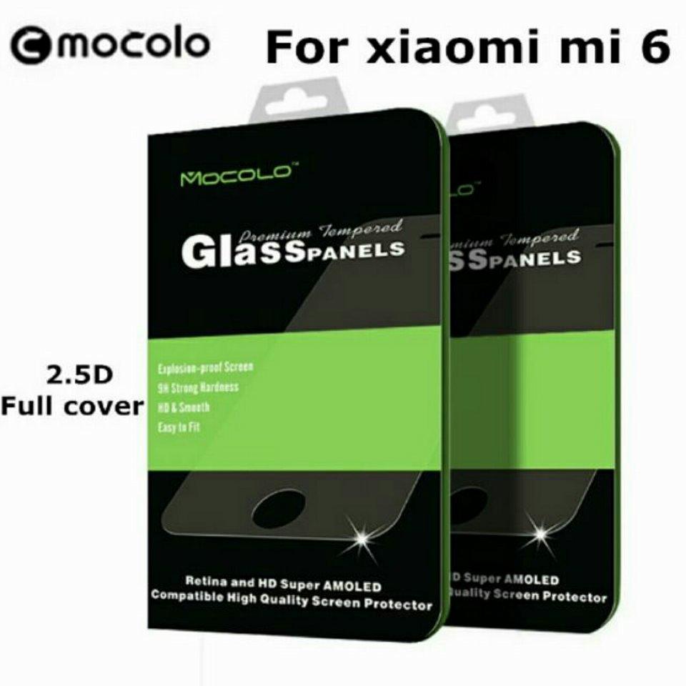 กระจกนิรภัย Xiaomi Mi6
