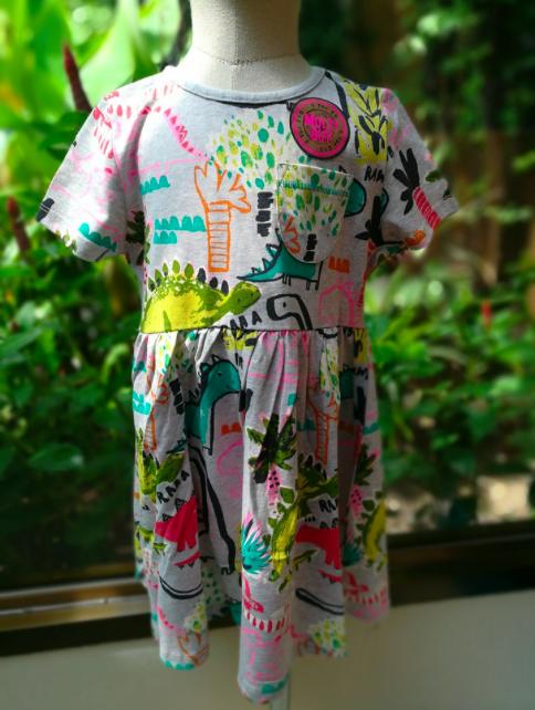 Next Dress Size 1.5-2 years