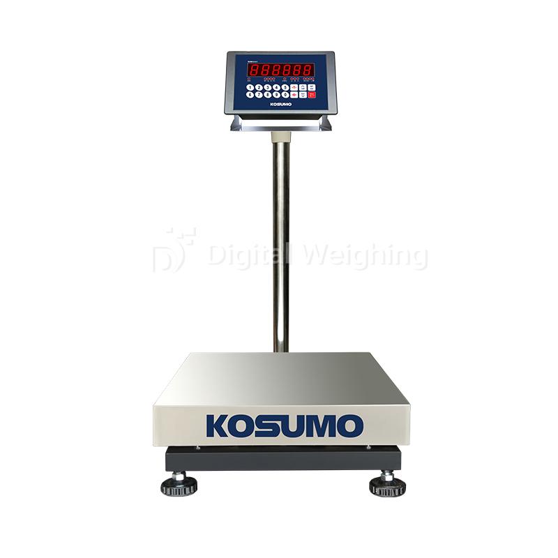 เครื่องชั่งน้ำหนักพิกัด 100 กิโลกรัม KOSUMO XK850