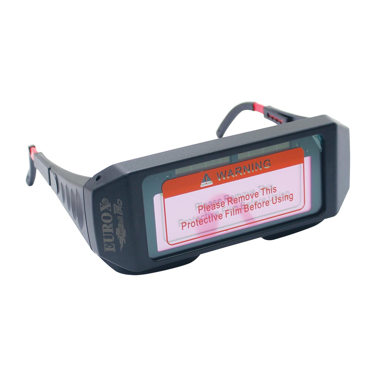 EUROX แว่นตาเชื่อมปรับเลนส์อัตโนมัติ (AUTO)