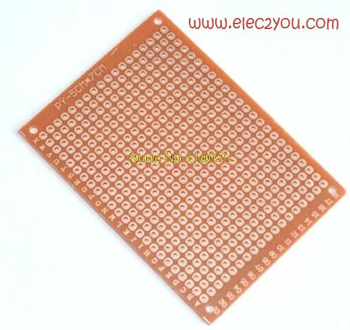 PCB ขนาด 5x7cm