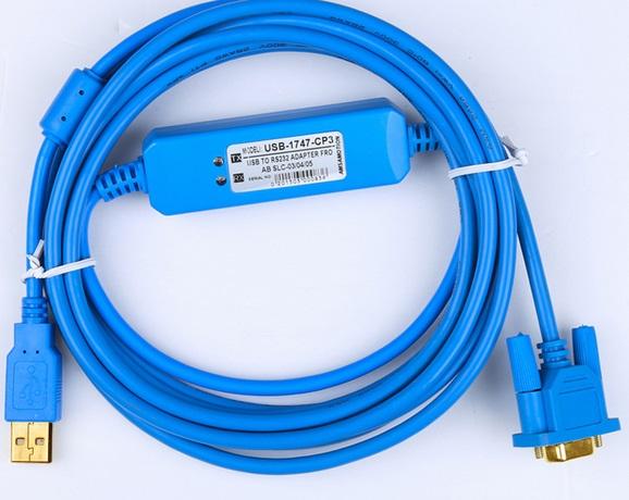 USB-1747-CP3 สำหรับ PLC AB
