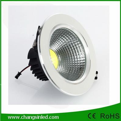 โคมไฟ LED ฝังฝ้าเพดาน COB ขนาด 15 วัตต์