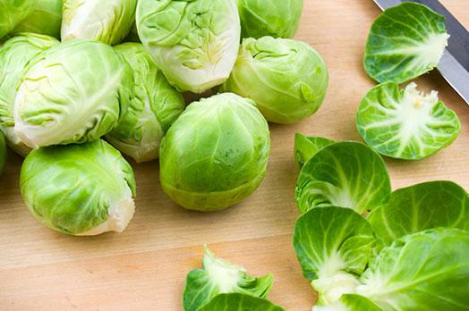 กะหล่ำดาว - Brussels Sprouts