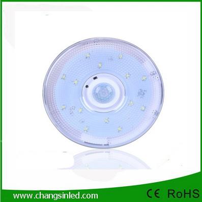 ไฟ LED Panel Light แบบกลม 7W Motion Sensor