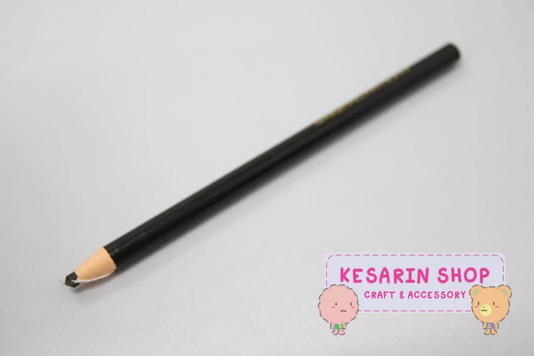 ดินสอเทียนเขียนผ้า (12แท่ง)