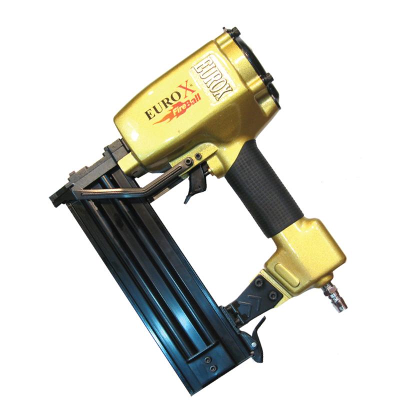 ปืนลมยิงตะปู (ยิงคอนกรีต, ขาเดี่ยว) EUROX Fireball GOLD ST64