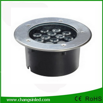 โคมไฟ LED ส่องต้นไม้ แบบฝังพื้น DC12v 12w