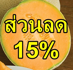 ส่วนลด 15%