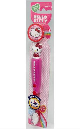 Firefly Timer Toothbrush แปรงสีฟันมีไฟกระพริบจับเวลา
