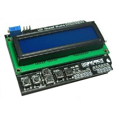LCD1602-Keypad Shield
