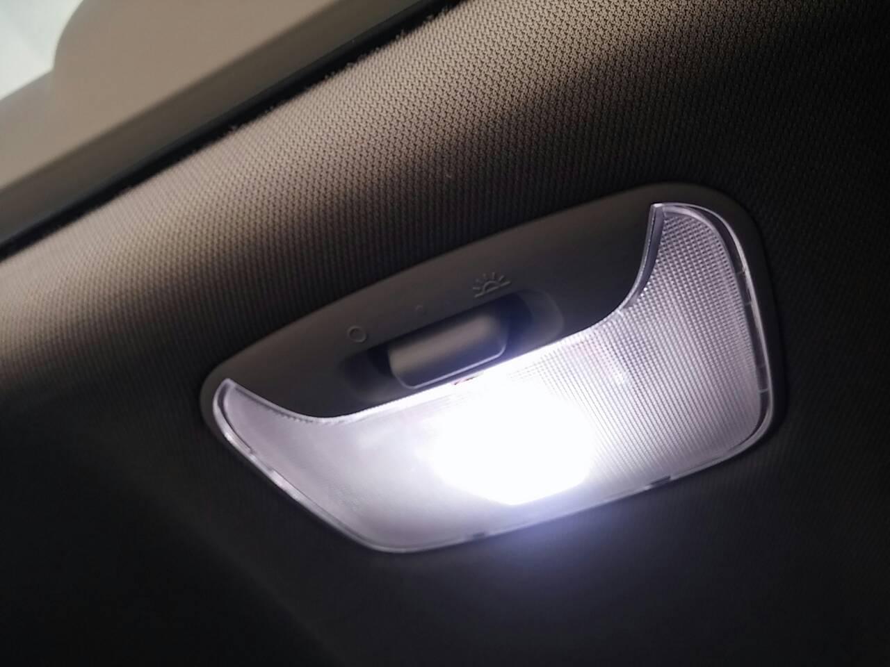 ไฟเก๋ง LED เต็มคัน New Pajero (2015-ขึ่นไป)