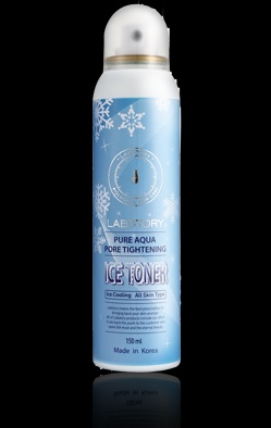 LABSTORY Pure Aqua Ice Toner แล็ปสตอรี่ เพียว อควาร์ พอร์ไทเทนนิ่ง ไอซ์ โทนเนอร์ 150ml.