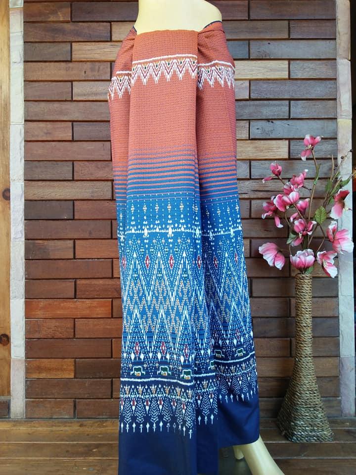 ผ้าทอลพบุรี