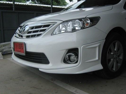 ชุดแต่งรอบคัน Toyota Altis 2010 2011 2012 ACC
