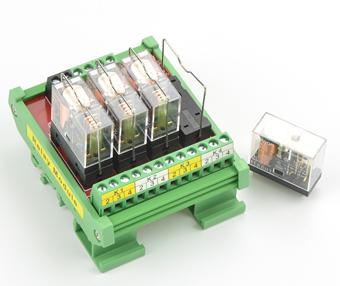 ชุด Omron relay module module 24V 10A