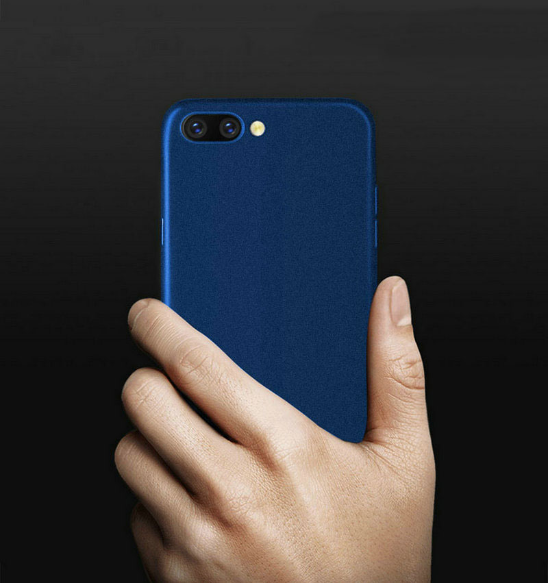 [พรีออเดอร์] Case Oneplus 5 Ultra Thin Scrub TPU Rubber Skin Case