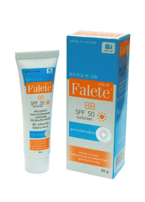 Falete BB Cream SPF 50 20 g.