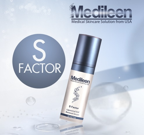 Medileen S Factor เมดิลีน เอส แฟคเตอร์ 30 ml.
