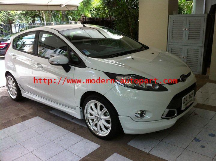 ชุดแต่งฟอร์ดเฟียสต้า Ford Fiesta 5D