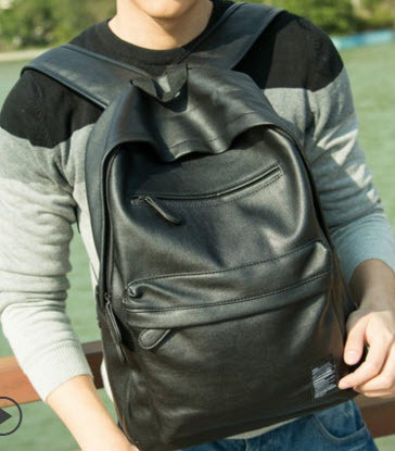 Durable Zipper Backpack