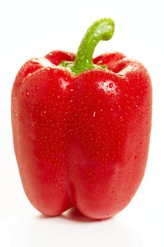 พริกหวานแคลิฟอร์เนียสีแดง - Red Sweet Pepper
