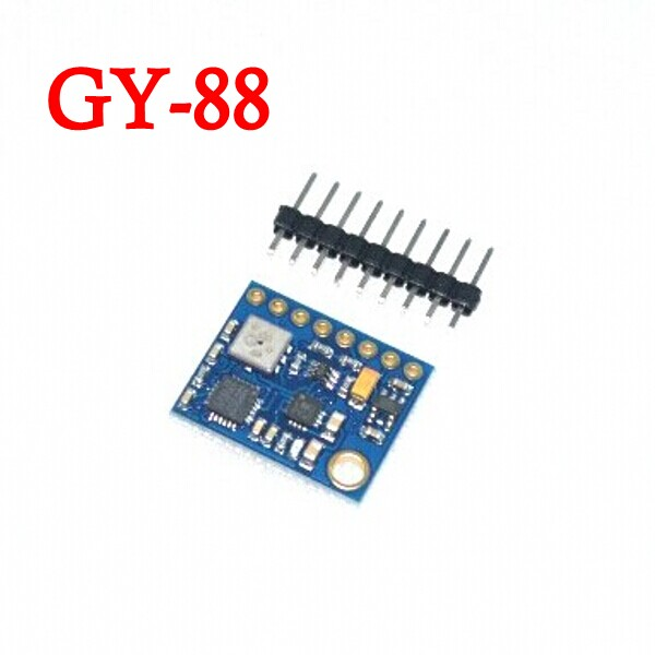 GY-88 10DOF IMU MPU6050 HMC5883L BMP085