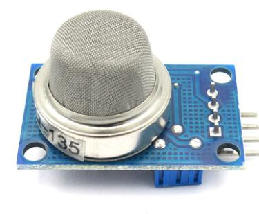 MQ-135 Air Quality Sensor Hazardous Harmful Gas Detection MQ135 Sensor DC 5V